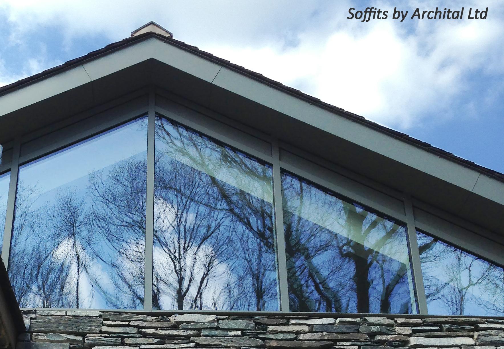 Aluminium soffits